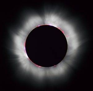 Solar eclipse 1999 4 NR